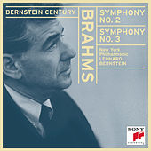 Brahms: Symphony No. 2 in D Major; Symphony No. 3 in F Major by New York Philharmonic