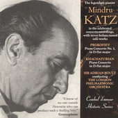 Play & Download Mindru Katz Plays Prokofiev & Khachaturian by Mindru Katz | Napster