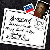 Mozart: Violin & Wind Concertos by Various Artists