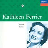 Play & Download Kathleen Ferrier Vol.10 - Brahms / Mahler by Kathleen Ferrier | Napster