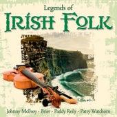 Legends of Irish Folk by Various Artists