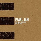 Jul 8 03 #66 New York by Pearl Jam
