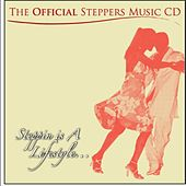 The Official Steppers Music CD by Various Artists