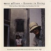 Lessons In Living [Live At Montreux] by Mose Allison