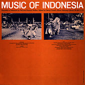 Music Of Indonesia, Vol. 1 And Vol. 2 by Unspecified