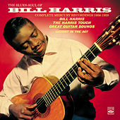 The Blues-Soul of Bill Harris . Complete Mercury Recordings 1956-1959.