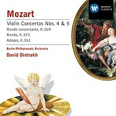 Play & Download Violin Concertos Nos. 4 and 5 / Rondo K. 373 / Adagio K. 261 by Wolfgang Amadeus Mozart | Napster