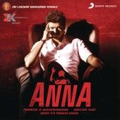 Play & Download Anna (Original Motion Picture Soundtrack) by G.V.Prakash Kumar | Napster