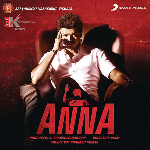 Play & Download Anna (Original Motion Picture Soundtrack) by G.V.Prakash Kumar | Napster
