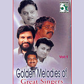 Golden Melodies of Great Singers, Vol.1 by Various Artists