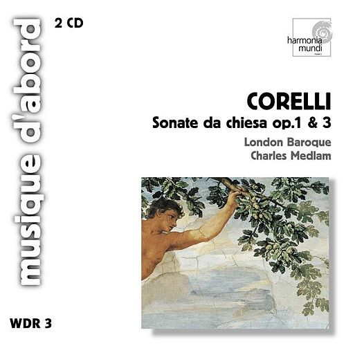 Corelli: Sonate Da Chiesa, Op. 1 & 3 by London Baroque and Charles Medlam