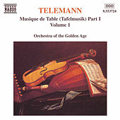Play & Download Tafelmusik Vol. 1 by Georg Philipp Telemann | Napster
