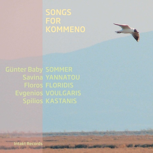 Songs For Kommeno by Savina Yannatou