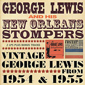 Vintage George Lewis 1954 & 1955 by George Lewis