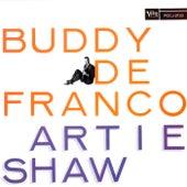 Plays Artie Shaw by Buddy DeFranco