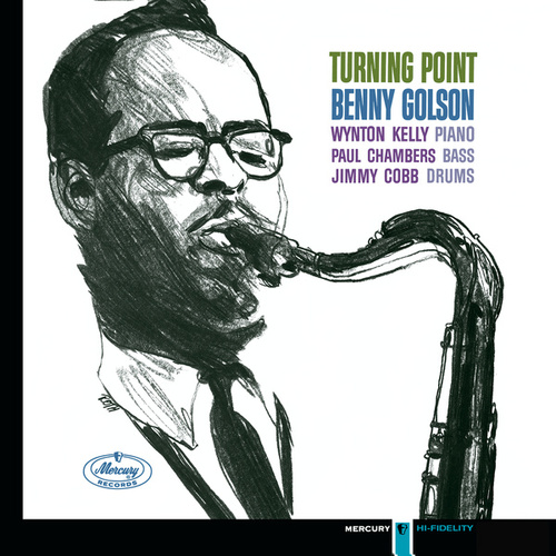 Turning Point by Benny Golson