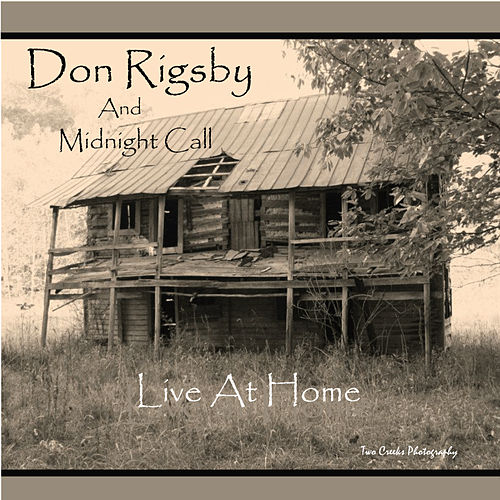 Live At Home by Don Rigsby