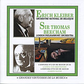 Play & Download Grandes Virtuosos de la Música: Erich Kleiber y Sir Thomas Beecham by Various Artists | Napster