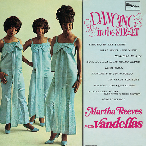 Play & Download Dancing In The Street by Martha and the Vandellas | Napster