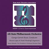 Play & Download 2009 Texas Music Educators Association (TMEA): All-State Philharmonic Orchestra by Texas All-State Philharmonic Orchestra | Napster