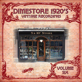1920s Music from American Dime Stores by Various Artists