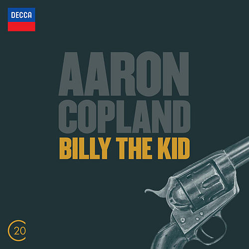 Copland: Billy The Kid; El Salon México by Various Artists