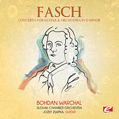 Fasch: Concerto for Guitar and Orchestra in D Minor, Fwv L:d 1 (Digitally Remastered) by Jozef Zsapka