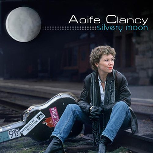 Silvery Moon by Aoife Clancy