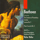 Play & Download Beethoven: Piano Concerto No. 5, Corolian Overture, Leonora Overture, Creatures Of Prometheus Overture by Ludwig van Beethoven | Napster