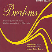 Play & Download Brahms:  Clarinet Quintet, Op. 115; Clarinet Sonata, Op. 120/2 by Johannes Brahms | Napster