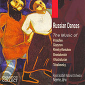 Play & Download Russian Dances: The  Music of Glazunov, Rimsky-Korsakov, Khachaturian, Prokofiev, Shostakovich by Various Artists | Napster