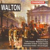 Play & Download Walton:  Belshazzar's Feast; Cello Concerto; Crown Imperial; Orb & Sceptre; Coronation Te Deum; Symph. No. 1 by Sir William Walton | Napster