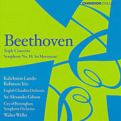 Play & Download Triple Concerto In C For Piano, Violin & Cello, Op. 56; Symphony No. 10: First Movement by Ludwig van Beethoven | Napster