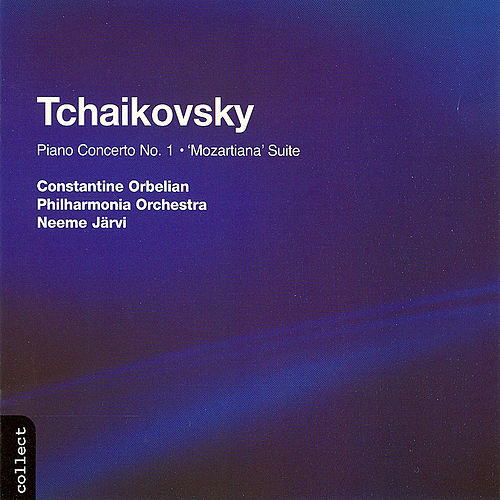 Tchaikovsky:  Concerto No. 1 For Piano And Orchestra In Bb Minor, Op 23; Suite No. 4 In G Major Op. 61 by Pyotr Ilyich Tchaikovsky