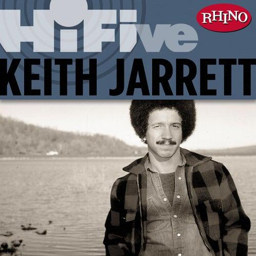 Play & Download Rhino Hi-Five: Keith Jarrett by Keith Jarrett | Napster