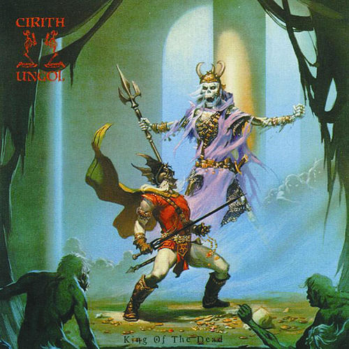 Play & Download King of the Dead by Cirith Ungol | Napster