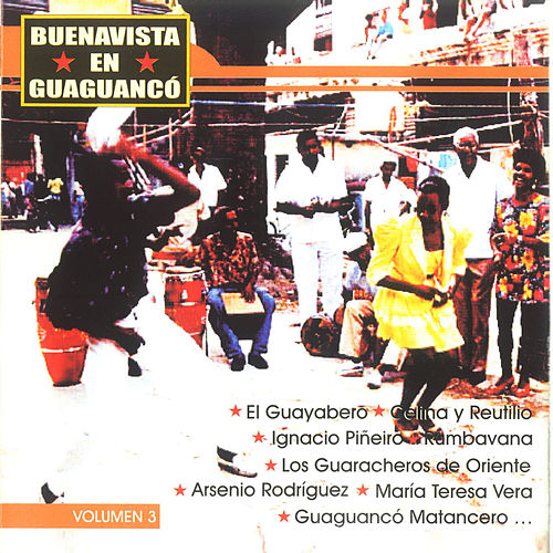 Buenavista en Guaguancó Volumen 3 by Various Artists