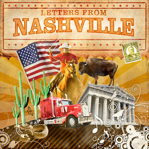 Play & Download Letters from Nashville by Various Artists | Napster