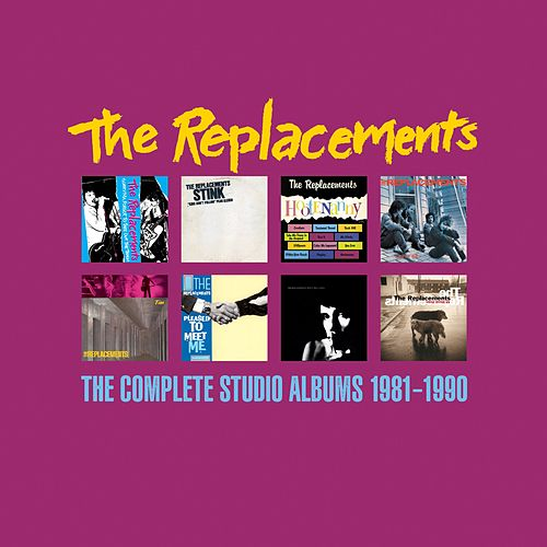 The Complete Box by The Replacements