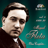 Play & Download Miguel Fleta: Obra Completa, Vol. 4 (1928/30) by Various Artists | Napster