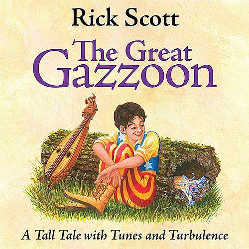Play & Download The Great Gazzoon by Rick Scott | Napster