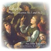 Play & Download Chopin: Piano Concertos No 1 & 2 by Arthur Rubinstein | Napster