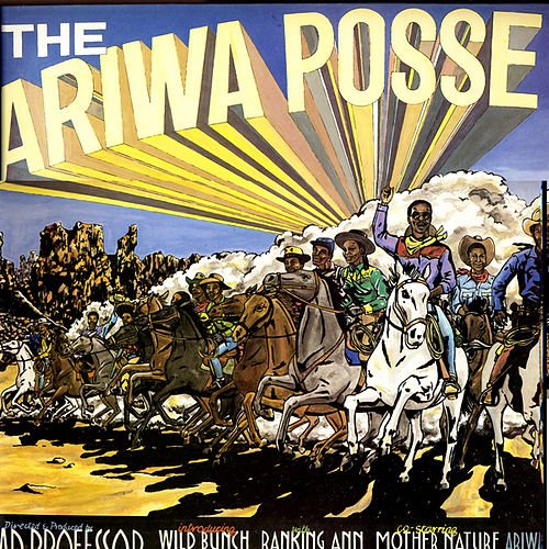Play & Download The Ariwa Posse by Various Artists | Napster