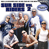 Sur Side Riders Volume 2 by Various Artists
