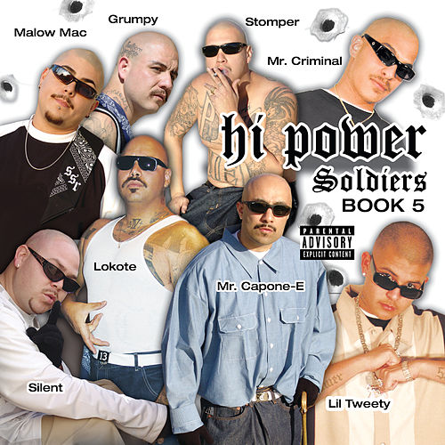 Hi Power Soldiers Book 5 by Various Artists