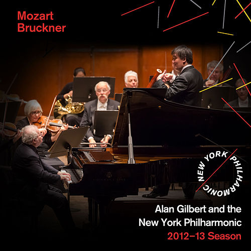 Play & Download Mozart, Bruckner by New York Philharmonic | Napster