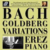 Play & Download Bach: Goldberg-Variations, BWV 988 by Tzvi Erez | Napster