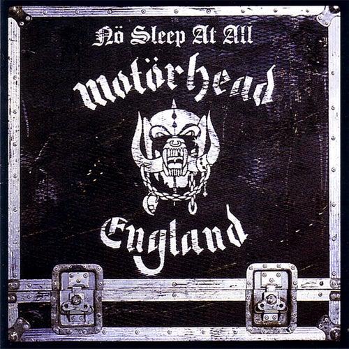 No Sleep At All (Reissue) [Bonus Track Version] by Motörhead