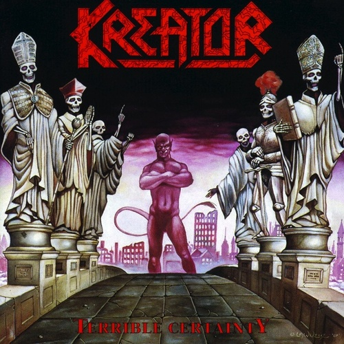 Terrible Certainty by Kreator