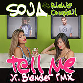 Play & Download Tell Me (feat. Richie Campbell) [Jr Blender Remix] - Single by Soja / Fleopard | Napster